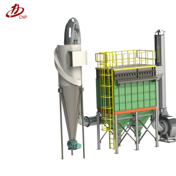 full dust collector 10