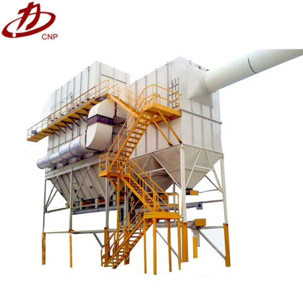 Dust collector 38