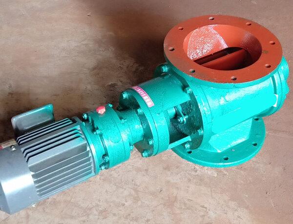 rotary valve (6)
